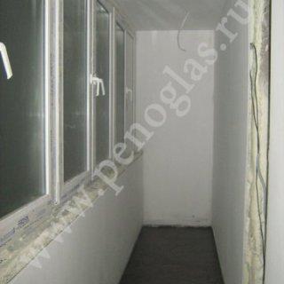 Утеплёный балкон
