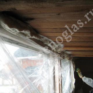 Теплоизоляция гаражей