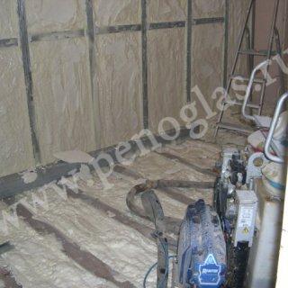 Теплоизоляция чердачных перекрытий