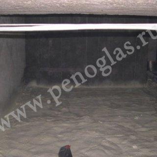 Теплоизоляция методом напыления ппу